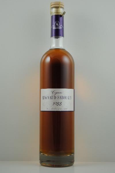 Cognac Collection Millésime 1988